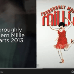 Thoroughly Modern Millie (Backstage)